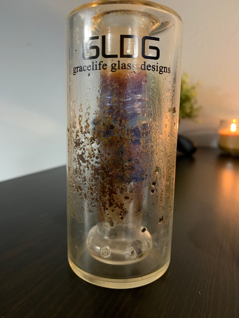 Testing Bong Cleaning Methods – High Caliber